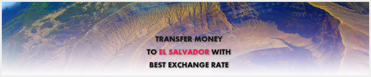 Money transfer to El-salvador