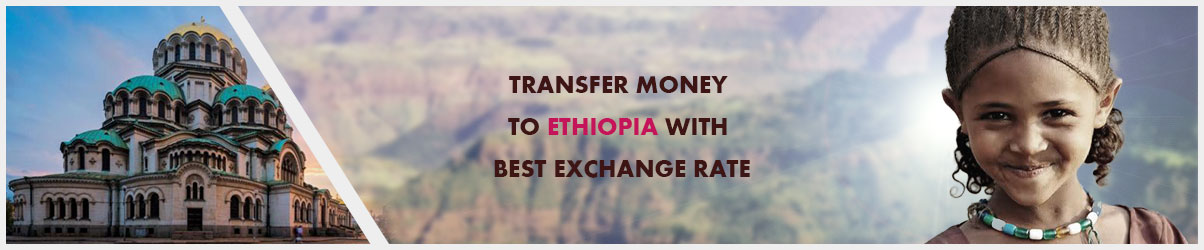 Money transfer to Ethiopia