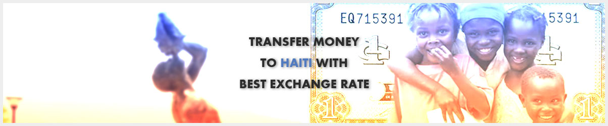 Money transfer to Haiti