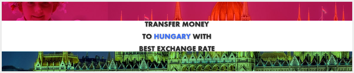 Money transfer to Hungary