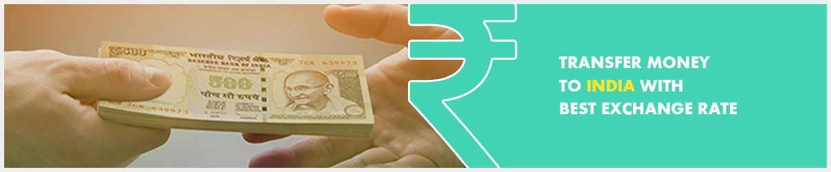 Money transfer to India