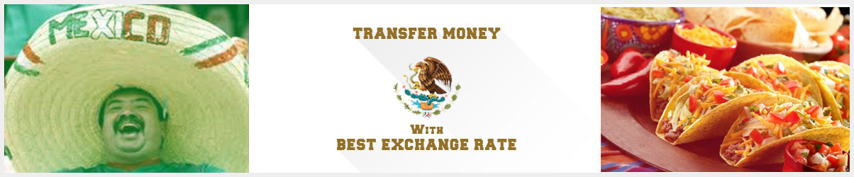 Money transfer to Mexico