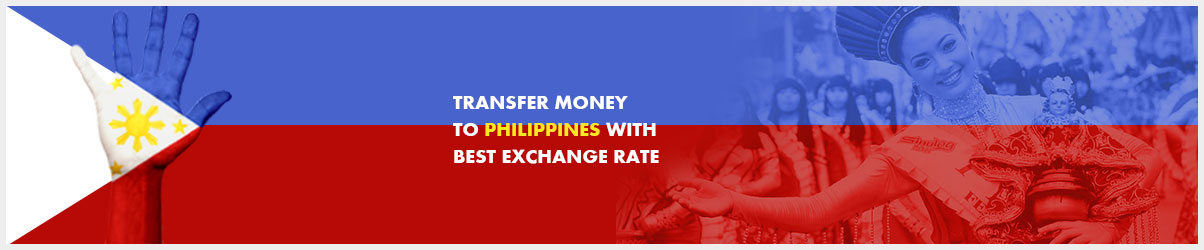 Money transfer to Philippines