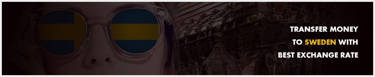 Money transfer to Sweden