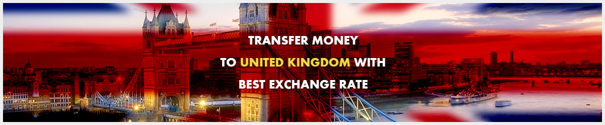 Money transfer to United-kingdom
