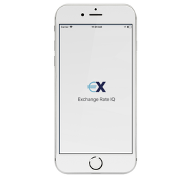 ExchangeRateIQ mobile app