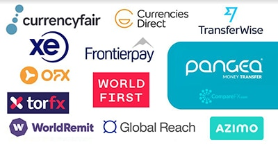 Best Money Transfer Companies: Fee Comparison