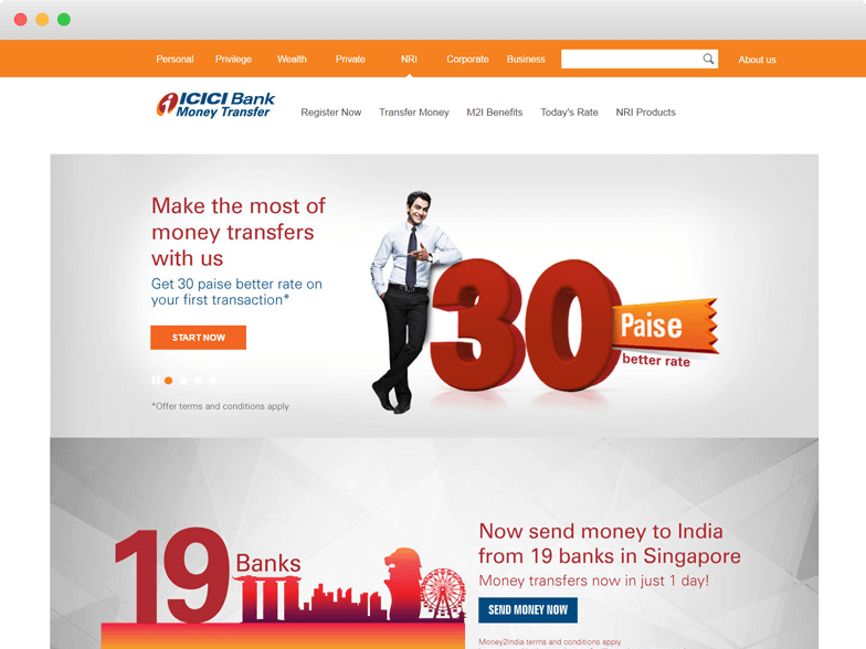 Icici Bank Money Transfer Reviews 2019
