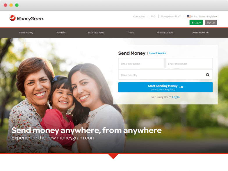 MoneyGram Review and Ratings: Transfer funds anywhere 2019
