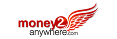 money2anywhere EUR to CZK exchange rates